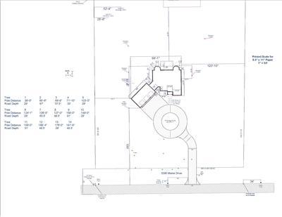 New construction and circular driveway for Circular driveway layout