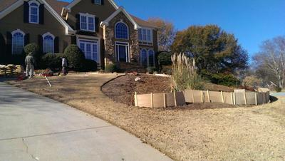 Retaining Wall Layout
