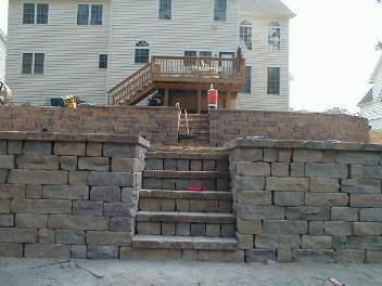 Concrete Modular Retaining Wall