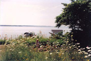 Perennial Garden by the York River