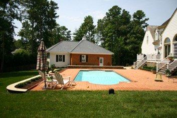 Fiberglasss Swimming Pool